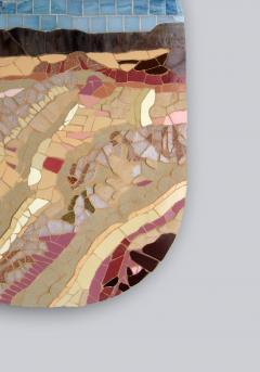 Mariana Lloyd One of a Kind Contemporary Mosaic ML1701 by Brazilian Artist Mariana Lloyd 2020 - 2040310