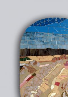 Mariana Lloyd One of a Kind Contemporary Mosaic ML1701 by Brazilian Artist Mariana Lloyd 2020 - 2040311