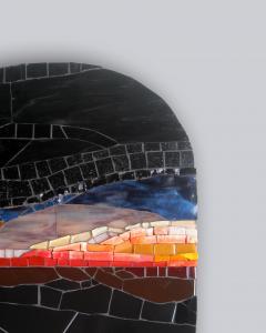 Mariana Lloyd One of a Kind Contemporary Mosaic ML2711 by Brazilian Artist Mariana Lloyd 2020 - 2040277