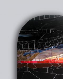 Mariana Lloyd One of a Kind Contemporary Mosaic ML2711 by Brazilian Artist Mariana Lloyd 2020 - 2040278
