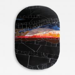 Mariana Lloyd One of a Kind Contemporary Mosaic ML2711 by Brazilian Artist Mariana Lloyd 2020 - 2040960