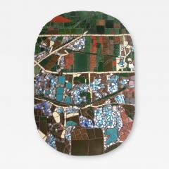 Mariana Lloyd One of a Kind Contemporary Mosaic ML2909 by Brazilian Artist Mariana Lloyd 2020 - 2040959