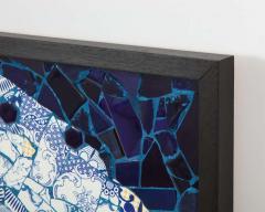 Mariana Lloyd One of a Kind Contemporary Spiral Mosaic 01 by Brazilian artist Mariana Lloyd - 1251967
