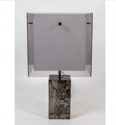 Marie Claude Fouquieres Table Lamp resin Fractal by Marie Claude de Fouquieres - 772268