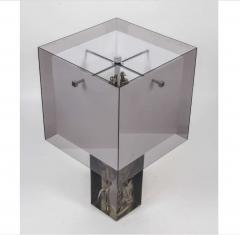 Marie Claude Fouquieres Table Lamp resin Fractal by Marie Claude de Fouquieres - 772270