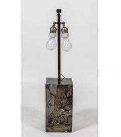 Marie Claude Fouquieres Table Lamp resin Fractal by Marie Claude de Fouquieres - 772271