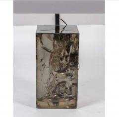 Marie Claude Fouquieres Table Lamp resin Fractal by Marie Claude de Fouquieres - 772272
