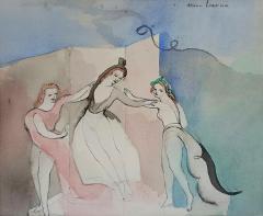Marie Laurencin Trois Danseurs - 772222