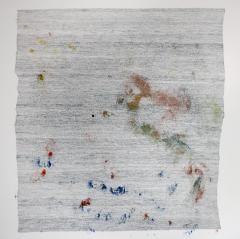 Marie Pierre Biau SANS TITRE 51 X 51 Contemporary drawing - 1907272