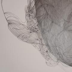 Marie Pierre Biau SANS TITRE 76 X 58 Contemporary drawing - 1906242
