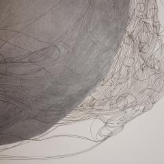 Marie Pierre Biau SANS TITRE 76 X 58 Contemporary drawing - 1906244
