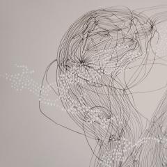 Marie Pierre Biau SANS TITRE 76 X 58 Contemporary drawing - 1906310