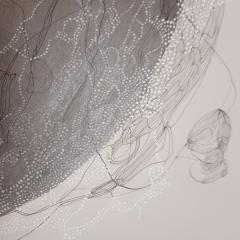 Marie Pierre Biau SANS TITRE 76 X 58 Contemporary drawing - 1906311