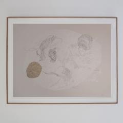 Marie Pierre Biau SANS TITRE 76 X 58 Contemporary drawing - 1906672