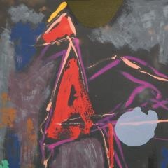 Marino Marini Marino Marini Untitled From Color to Form Series 1969 - 2005013