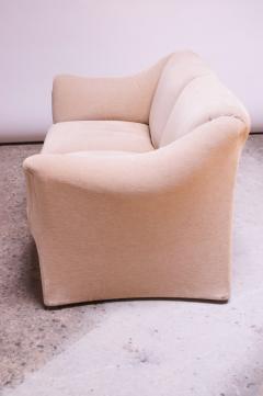 Mario Bellini 1970s Tentazione Loveseat Two Seat Sofa by Mario Bellini for Cassina - 1458381