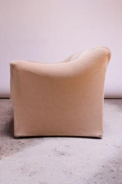 Mario Bellini 1970s Tentazione Loveseat Two Seat Sofa by Mario Bellini for Cassina - 1458382