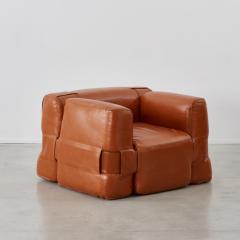 Mario Bellini Mario Bellini 932 Quartet sofa chair Cassina Italy 1964 - 1549386