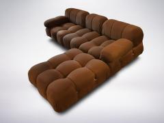 Mario Bellini Mario Bellini B B Italia Camaleonda Sofa Set in Original Brown Upholstery 1970 - 898940
