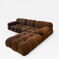 Mario Bellini Mario Bellini B B Italia Camaleonda Sofa Set in Original Brown Upholstery 1970 - 901831