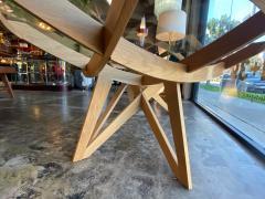 Mario Bellini Mario Bellini Oval Dining Table for Cassina 1977  - 1199819