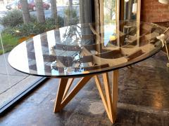 Mario Bellini Mario Bellini Oval Dining Table for Cassina 1977  - 1199820
