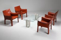 Mario Bellini Mario Bellinis CAB armchair 414 1980s - 1468374