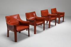 Mario Bellini Mario Bellinis CAB armchair 414 1980s - 1468375