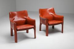 Mario Bellini Mario Bellinis CAB armchair 414 1980s - 1468377
