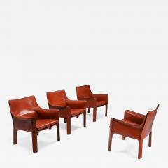 Mario Bellini Mario Bellinis CAB armchair 414 1980s - 1470799