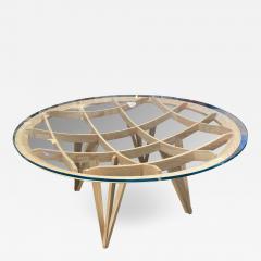 Mario Bellini Opera Roundl Dining Table Drawn by Mario Bellini - 2011156