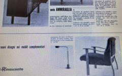 Mario Bellini Pair of Armchair by Mario Bellini for La Rinascente - 2114287