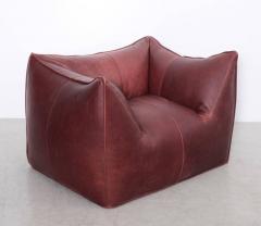 Mario Bellini Pair of Le Bambole Lounge Armchairs B B Italia 1970s by Mario Bellini - 977820