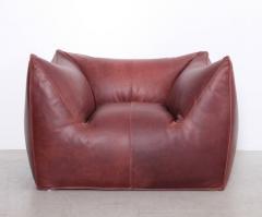 Mario Bellini Pair of Le Bambole Lounge Armchairs B B Italia 1970s by Mario Bellini - 977821
