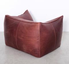 Mario Bellini Pair of Le Bambole Lounge Armchairs B B Italia 1970s by Mario Bellini - 977824
