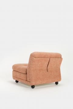 Mario Bellini Pair of Mario Bellini Amanta armchair 70s - 1908140