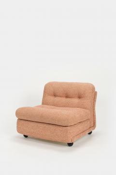 Mario Bellini Pair of Mario Bellini Amanta armchair 70s - 1908153