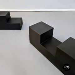 Mario Bellini Set of modular Scacchi by Mario Bellini for C B Italia 1970s - 2034815