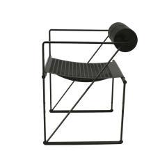 Mario Botta Mid Century Modern Pair of Chairs Mod Seconda Designed by Mario Botta 1982 - 2078704
