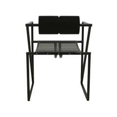 Mario Botta Mid Century Modern Pair of Chairs Mod Seconda Designed by Mario Botta 1982 - 2078709