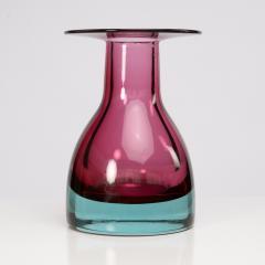 Mario Pinzoni Large bottle with stopper Mario Pinzoni for Seguso vetri dArte - 1563472
