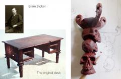 Mark Brazier Jones Bram Stokers Dracula Desk - 550874