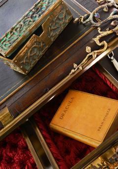 Mark Brazier Jones Bram Stokers Dracula Desk - 550881