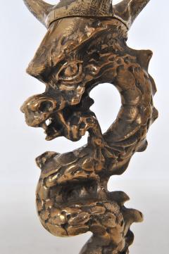 Mark Brazier Jones Dragon Side Table - 607690