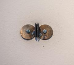 Mark Brazier Jones Set of Three Wall Sconces - 590435