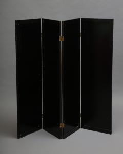 Mark Schirrillo 4 panel folding screen in - 1092621