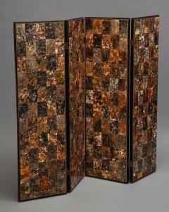 Mark Schirrillo 4 panel folding screen in - 1092630
