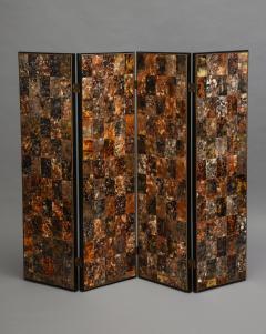 Mark Schirrillo 4 panel folding screen in - 1092632