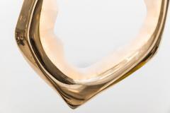 Markus Haase Markus Haase Bronze and Onyx Circlet Pendant USA 2019 - 938825