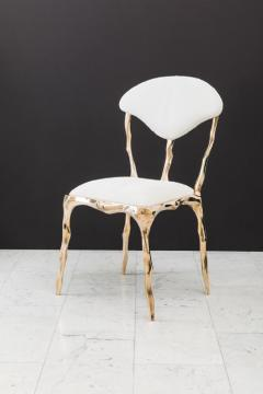 Markus Haase Markus Haase Faceted Bronze Dining Chair USA 2018 - 852571